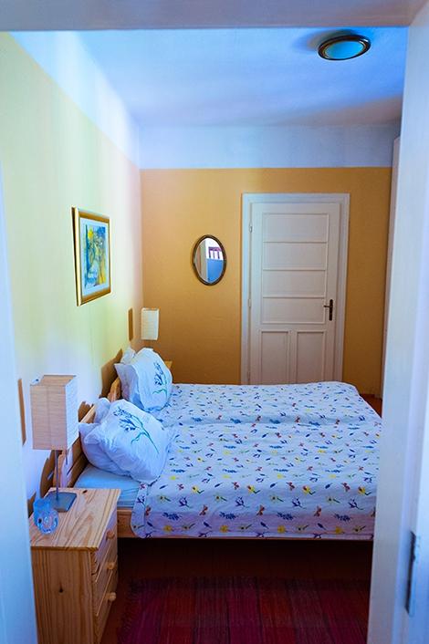 Tweede slaapkamer
