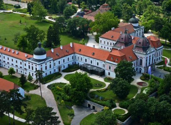 Sissiy kasteel in Goddollo