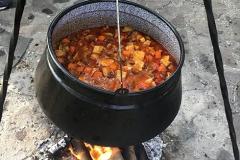 Hongaarse stoofpot