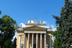 Kerk in Eger